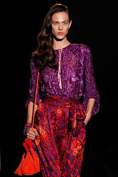 Salvatore Ferragamo Spring 2012 Ready-to-Wear Fashion Show Details