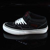53c42173d1f61e Vans Half Cab Pro Shoes Black