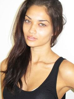 Shanina Shaik, natural beauty