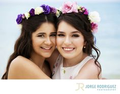 Jorge Rodriguez Photography - Destination Wedding Photography & Portrait based in Playa del Carmen, covering Tulum, Cozumel, Isla Mujeres, Cancun & Riviera Maya Mexico  - Fairmont Heritage Place Mayakoba Photographer: Austen & Saskia from Canada became friends at the ages of 3 now they just turn out 15 years old and their families planned a Quinceanera fiesta (sweet 15) to celebrate these beautiful girls at Fairmont Heritage Place Mayakoba the day was filled with many bubbles in the air…