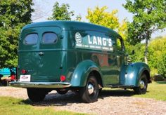 old international trucks | 1947 INTERNATIONAL KB2 PANEL TRUCK For Sale in Volo, Illinois | Old ...