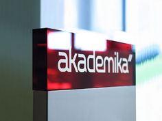 Mission – Identity for Akademika, student's curriculum supplier and Northern Europe's largest student bookstore