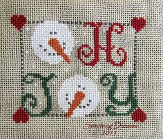 "Blog site w X-mas trees filled w/cross stitch + links to other free sites.   #cross-stitch ""Oh Joy"""
