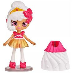 Buy Happy Places: Single Doll - Cupcake Queenie at Mighty Ape NZ. Meet the most amazingly stylish Lil' Princesses and a Lil Prince In the land of Royal Trends! A royal party is about to start and everyone is getting. Shoppies Dolls, Shopkins And Shoppies, Beautiful Horses, Beautiful Dolls, Shopkins Happy Places, Moose Toys, Royal Party, Paper Dolls Book, Reborn Toddler