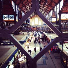 By CNN the number one market of Europe - Great Market Hall Budapest Émile Zola, the French authorwrote that Les Halles is the stomach of Paris. This could also be said of the Great Market Hall: it is. Number One, Budapest, Europe, Paris, Marketing