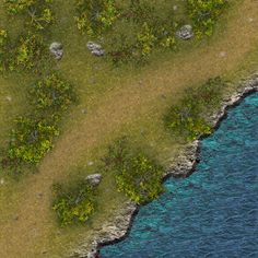 Dundjinni Mapping Software - Forums: Seaside Path