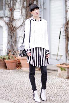 Short white ankle boots - korte witte enkellaarsjes