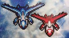 3rd Generation 322-386 Pokemon Perlers Mystery Dungeon   Etsy Pokemon Perler Beads, Hama Beads, Pixel Pattern, Kittens Cutest, Pixel Art, Mystery, Iron, Camden, Patterns