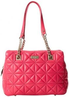 #hotpink #katespade #shoulderbag going for a fraction of retail value during our #hotbox #auction! #bidonfusion #liquidation #fashion