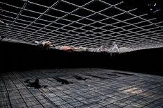 """© Florian Lösche designer """"Woyzeck"""" 2010, Thalia Theater, Hamburg Director: Jette Steckel"""