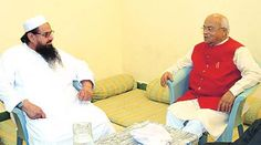 Hafiz Saeed discussed 26/11 with Vaidik, says JuD : http://www.thehansindia.com/posts/index/2014-07-18/Saeed-discussed-2611-with-Vaidik-says-JuD-102205 > Meet was set up at request  of Indian journalist: JuD > 'Both discussed issues related to India and Pak'