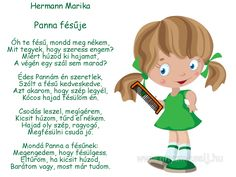 Hermann Marika: Panna fésűje Pre School, Children, Kids, Psychology, Nursery, Ohio, Fictional Characters, Creative, Boys