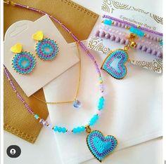 Jewellery Diy, Charmed, Bracelets, Jewerly, Fashion, Home, Stud Earrings, Fabrics, Accessories
