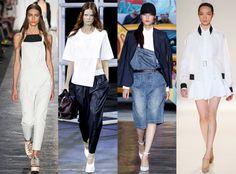 New York Fashion Week Spring 2014 Trends - '90s Sportswear