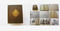 The #Bible Looking Glass #Antique 1898 Bible Study Guide #gotvintage