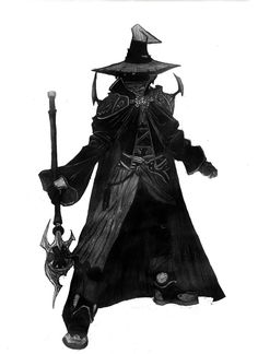 All rights and whatnot of Final Fantasy reserved to Square Enix Black Mage Fantasy Wizard, Fantasy Rpg, Medieval Fantasy, Dark Fantasy, Final Fantasy, Fantasy Character Design, Character Art, Character Ideas, Character Reference