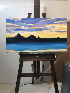 Australia by Lindsay Rempel Acrylic on canvas