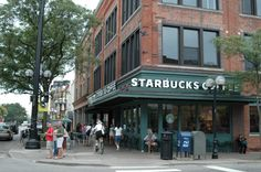 "Your new ""Starbucks"" of choice! Ann Arbor, Starbucks, Liberty, Maine, Street View, Political Freedom, Freedom"