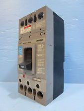 ITE Siemens FXD63B125 125 Amp Sentron Circuit Breaker 600V FXD6 125A Trip. See more pictures details at http://ift.tt/1ZmSZWH