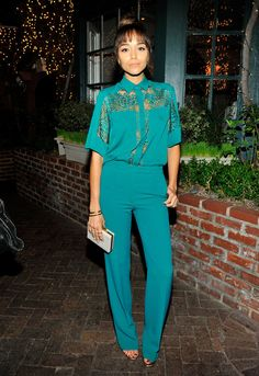 Ashley Madekwe/ without the cutout down the middle