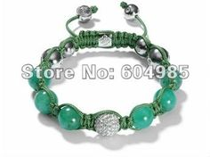 Landlord stlye Bracelets , , New Landlord Bracelets crystal Micro Pave CZ Disco Ball Bead CPX27 >>> Details can be found by clicking on the image.