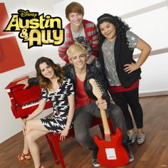 austin and ally season 4 | Austin & Ally, Vol. 4 Cover & Poster Artwork | TV Show Covers and ...