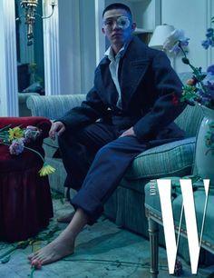 Yoo Ah-in philosophy on masculinity | Koogle TV