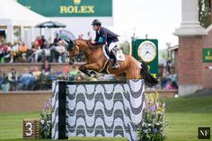 Scott Brash jumping over a huge fence...#tucciboots are just for the best