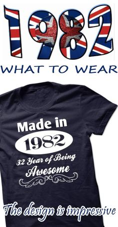 Made In 1982 - 32 Years Of Being Awesome - K01