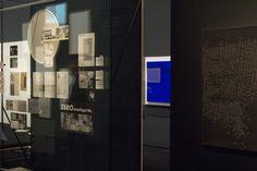 Belvedere - Ausstellungen Maine, Zero, Exhibitions
