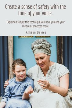 Our voices have the power to create a sense of safety in our children, using a strategy called 'Parentese'. Learn more about this simple technique from Allison Davies, Registered Music Therapist Teenage Brain, Sensory System, Sensory Tools, Sensory Stimulation, Emotional Regulation, Sensory Processing Disorder, Anxiety Help, Parent Resources, Children With Autism