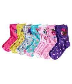 Socks - $10 for 7