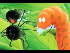 Based on a story by Lloyd Duhaime - Children's audio book, pre-school, kindergarten, grade Props to for doing everything but the voice-ove. Bug Songs, Kids Songs, Read Aloud Books, Children's Books, Spider Book, Online Stories, Spring Books, Nocturnal Animals, Insects