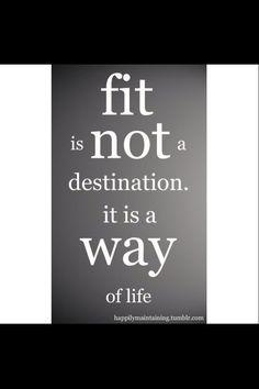 Fit quote  - http://myfitmotiv.com - #myfitmotiv #fitness motivation #weight #loss #food #fitness #diet #gym #motivation