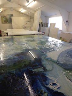 Jessica Zoob's Studio