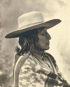 Nez Perce man known as Wa-nik-noote, Washington,