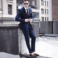 13 dapper formal outfit ideas to look sharp – lifestyle by ps Mens Fashion 2018, Fashion Mode, Mens Fashion Suits, Best Mens Fashion, Mens Suits, Navy Suit Fashion, Lolita Fashion, Fashion Boots, Paris Fashion