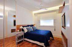 Quarto de hóspedes - quarto - Bedroom - Florense - Studio 021 Arquitetura