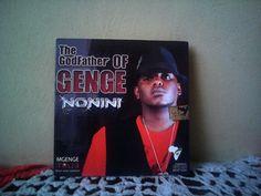 #thegodfatherofgenge Kenyan Music, The Godfather, Album, Cover, Slipcovers