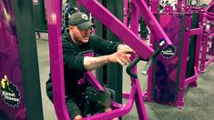 planet fitness chest fly machine  how to use the chest
