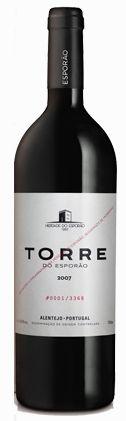 Esporao  ' Torre '   Reserva  - Disponível em www.estadoliquido.pt