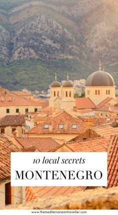 Montenegro Pulse share their best local tips for exploring Montenegro - a world of black mountains, pink pebble beaches, cream pies and rakija. Europe Travel Guide, Travel Guides, Travel Destinations, Travel Hacks, Holiday Destinations, Travel Tips, Montenegro Travel, Cream Pies, Explorer