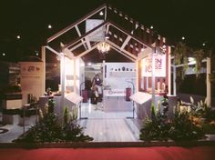 กรมส่งเสริมอุตสาหกรรม กระทรวงอุตสาหกรรม แนวคิด เปิดบ้านกระทรวงอุตสาหกรรม THEME บ้าน Catalog Design, Booth Design, Pavilion, Open House, Event Design, Writer, Spain, Decor Ideas, Inspire