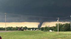 Wynnewood-Sulphur Tornado, May 9 2016