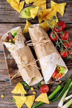 Pic: Tortillas and Nachos