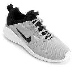 quality design 0ab76 440a0 R  299,90 Tênis Nike Kaishi 2.0 - Cinza+Preto