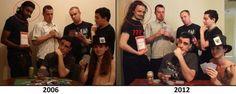 """bloglosingrip - fotos engraçadas 14 - ...ninguém vai reparar que """"naum"""" é o mesmo cara!"""
