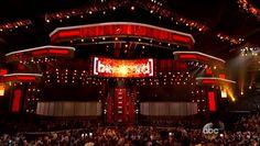 Billboard Music Awards stage