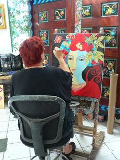 from the studio of dorothy donna parker: July 2014