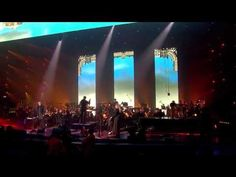 """Peter Gabriel HD - """"Downside Up"""" - New Blood New Blood Orchestra - Live in London - YouTube"""